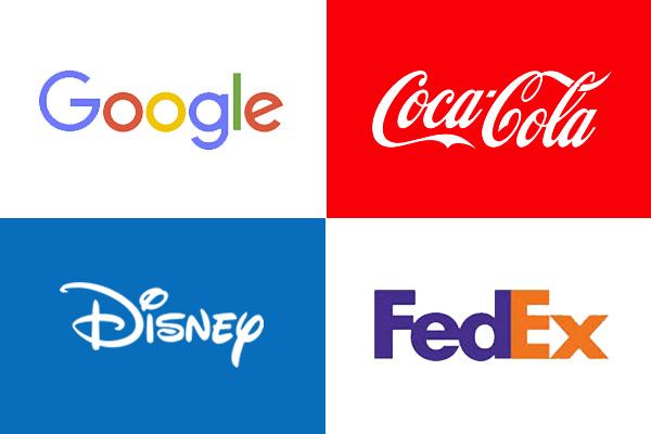 Logotypes Or Wordmarks